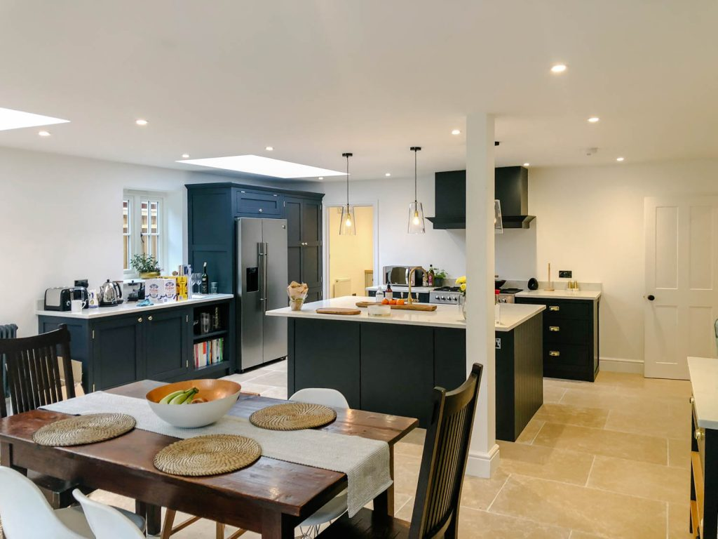 Master builder in Oxfordshire